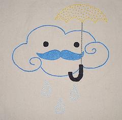 Mustache Cloud par lilyvanilli72