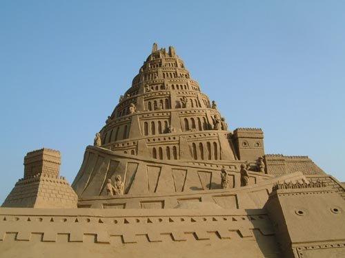 Tour de Babel par Wonders