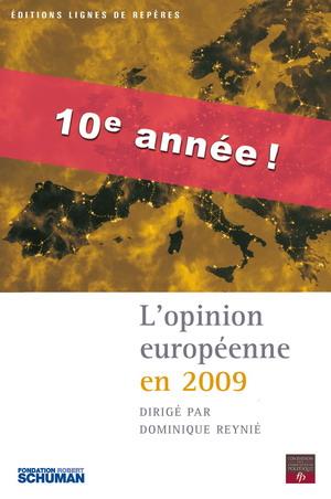 L'Opinion européenne en 2009