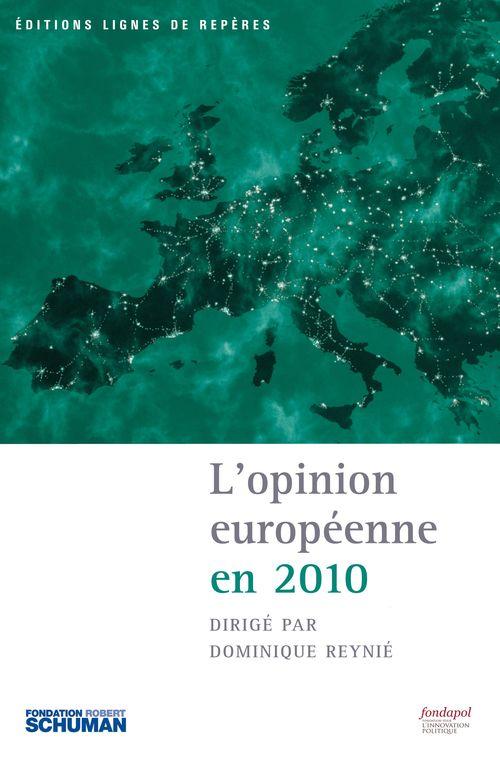 L'Opinion Européenne en 2010